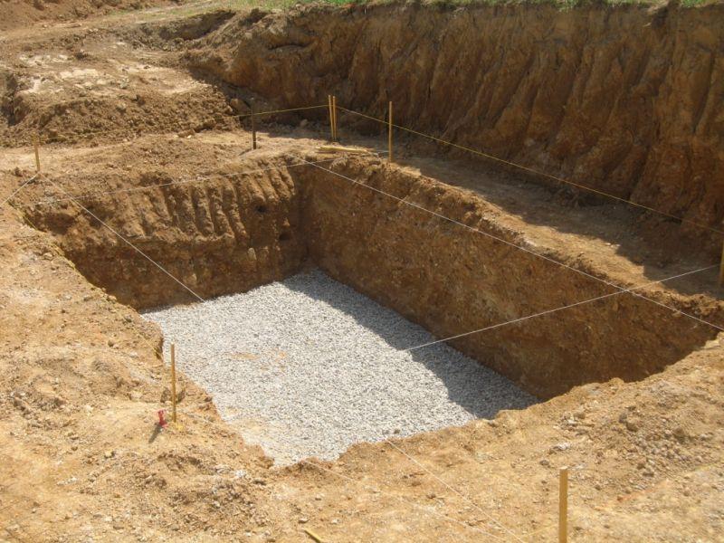 7 la fosse m canique auto auto construction en b ton for Construire une piscine en dur