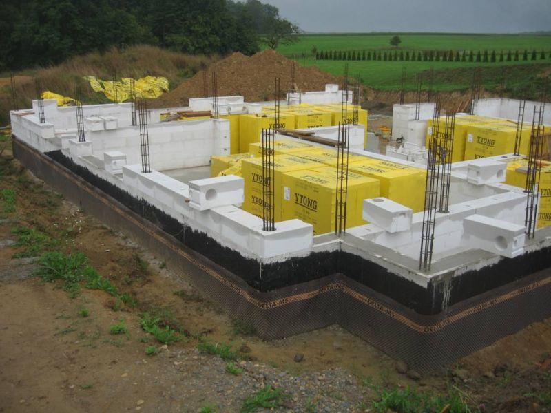 C la ma onnerie 2i me partie auto construction en b ton cellulaire en alsace - Sol en beton cellulaire ...