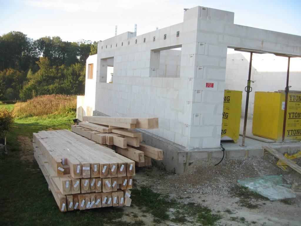 B le solivage auto construction en b ton cellulaire en alsace - Construction beton cellulaire ...